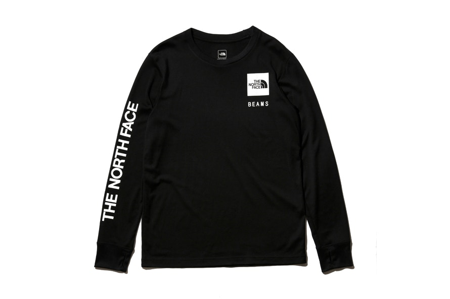 BEAMS X NORTH FACE 10