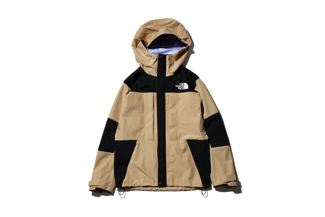 BEAMS X NORTH FACE