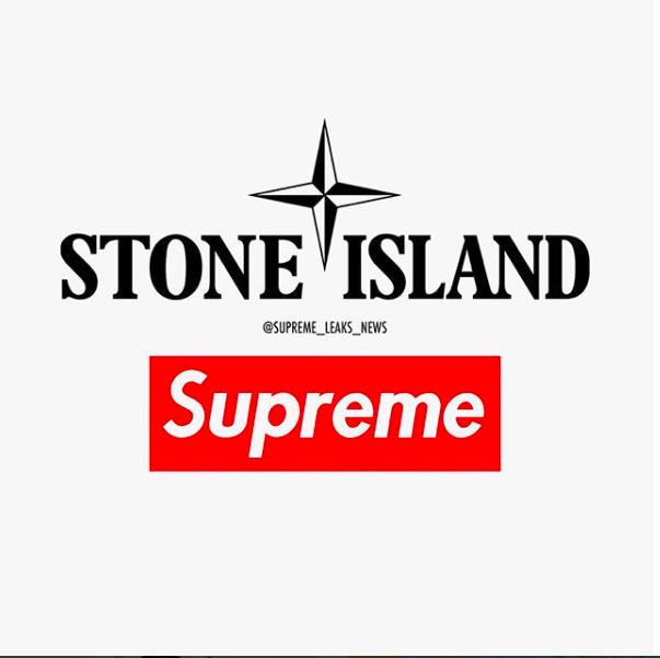 Une collaboration Supreme x Stone Island ?