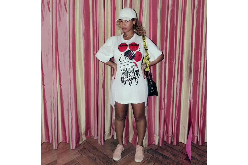 Beyoncé dévoile de nouveaux visuels de la PUMA Clyde «4:44» créée par Jay-Z