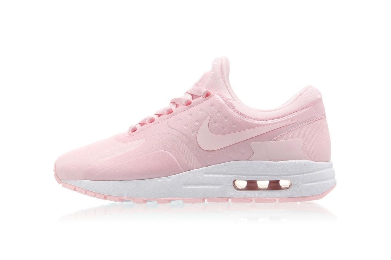 Nike nous dévoile une nouvelle  Air Max Zero SE dans un colorway «Prism Pink»