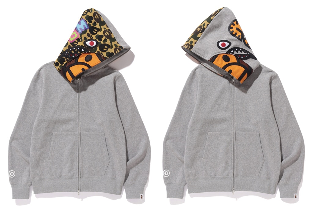 bape new collection trends
