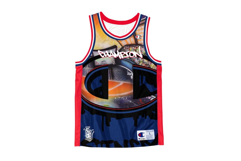 champion capsule shirt king phade
