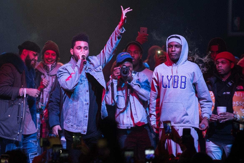Ecoutez «Reminder»  remixé par A$ap Rocky et Young Thug