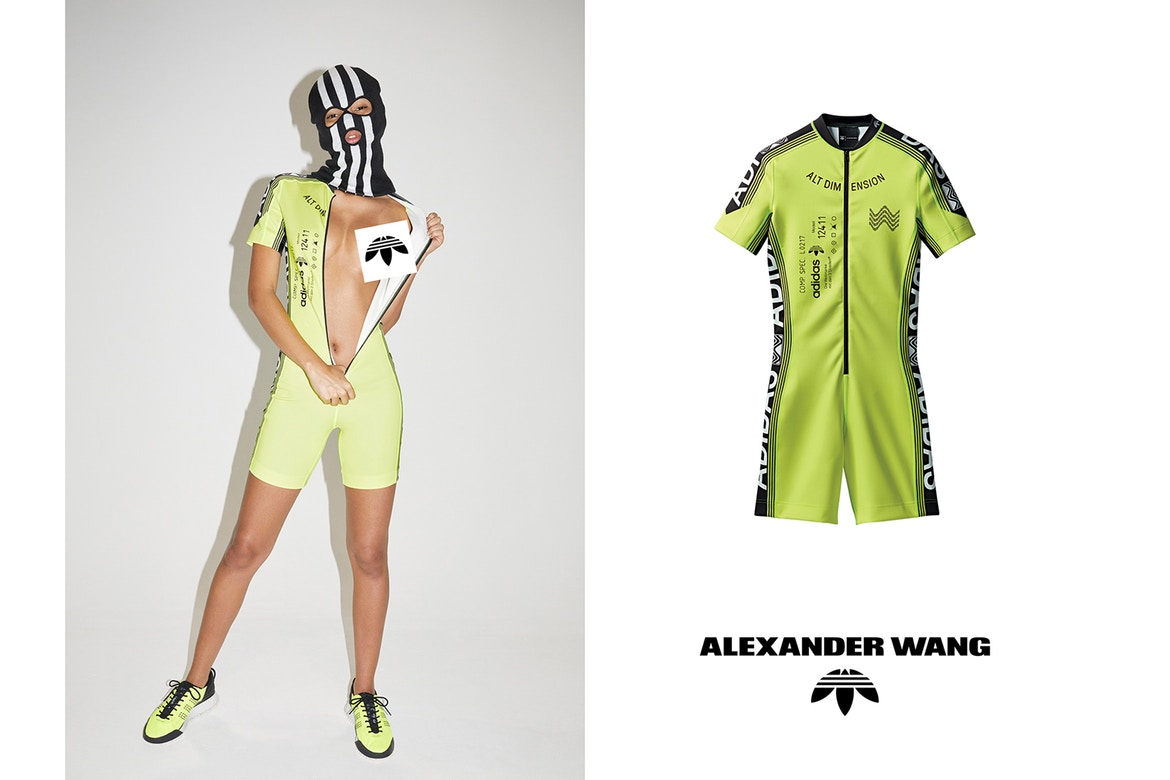 Tous les produits de la collection Alexander Wang x Adidas originals season 2