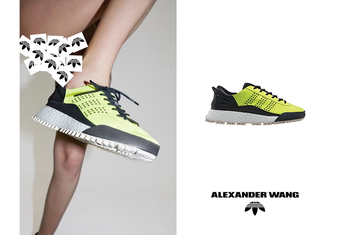 trends periodical alexander wang x adidas originals