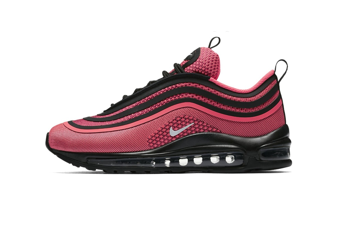air max 97 infared black
