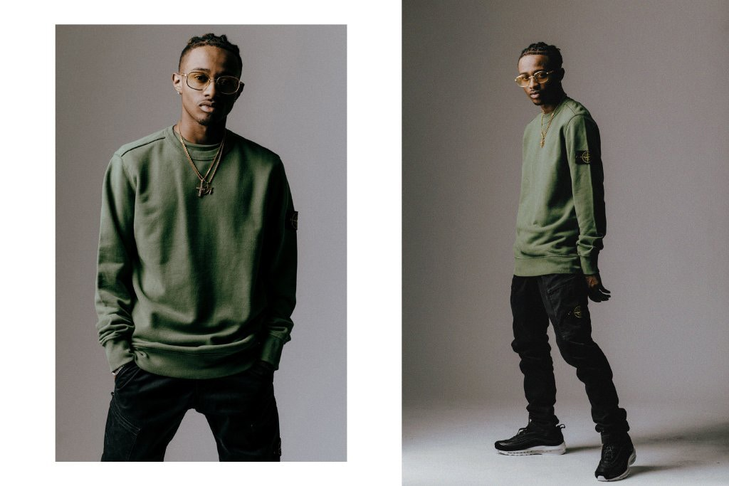stone island new collection 2017