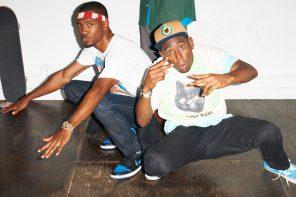 Tyler The Creator invite Franck Ocean et A$ap Rocky sur scène