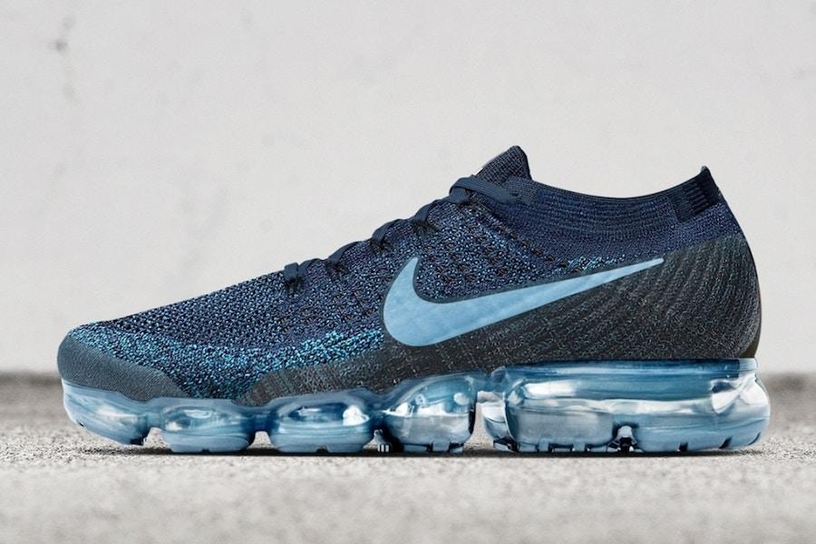 Un nouveau colorway JD Sports pour la Nike Vapormax