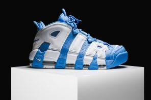 Nike dévoile une Air More Uptempo en Blue University
