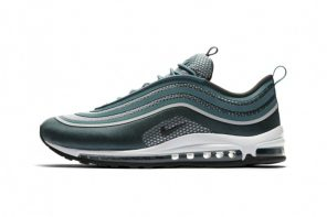 La Nike Air Max 97 Ultra runners prend des couleurs Jade