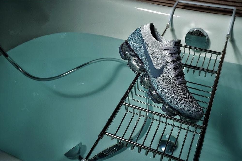 Un aperçu de la Nike Air VaporMax Speckled Sole