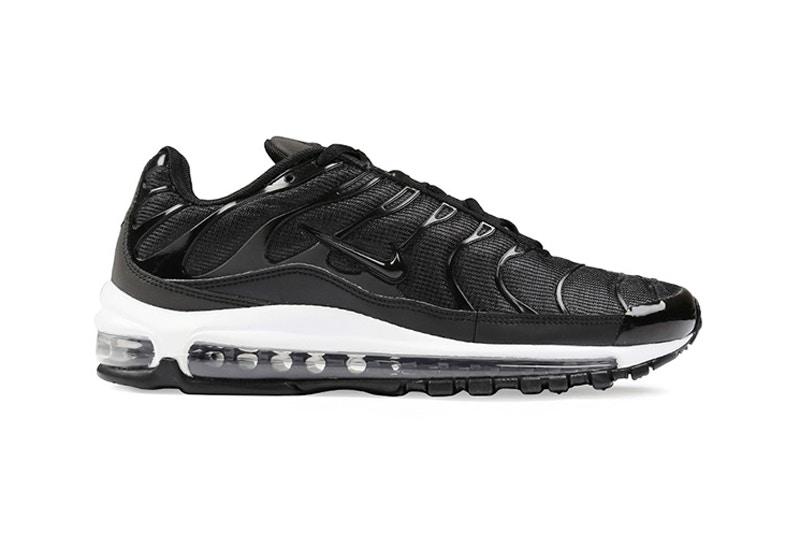Nike dévoile une Air Max 97 Plus en Black & White