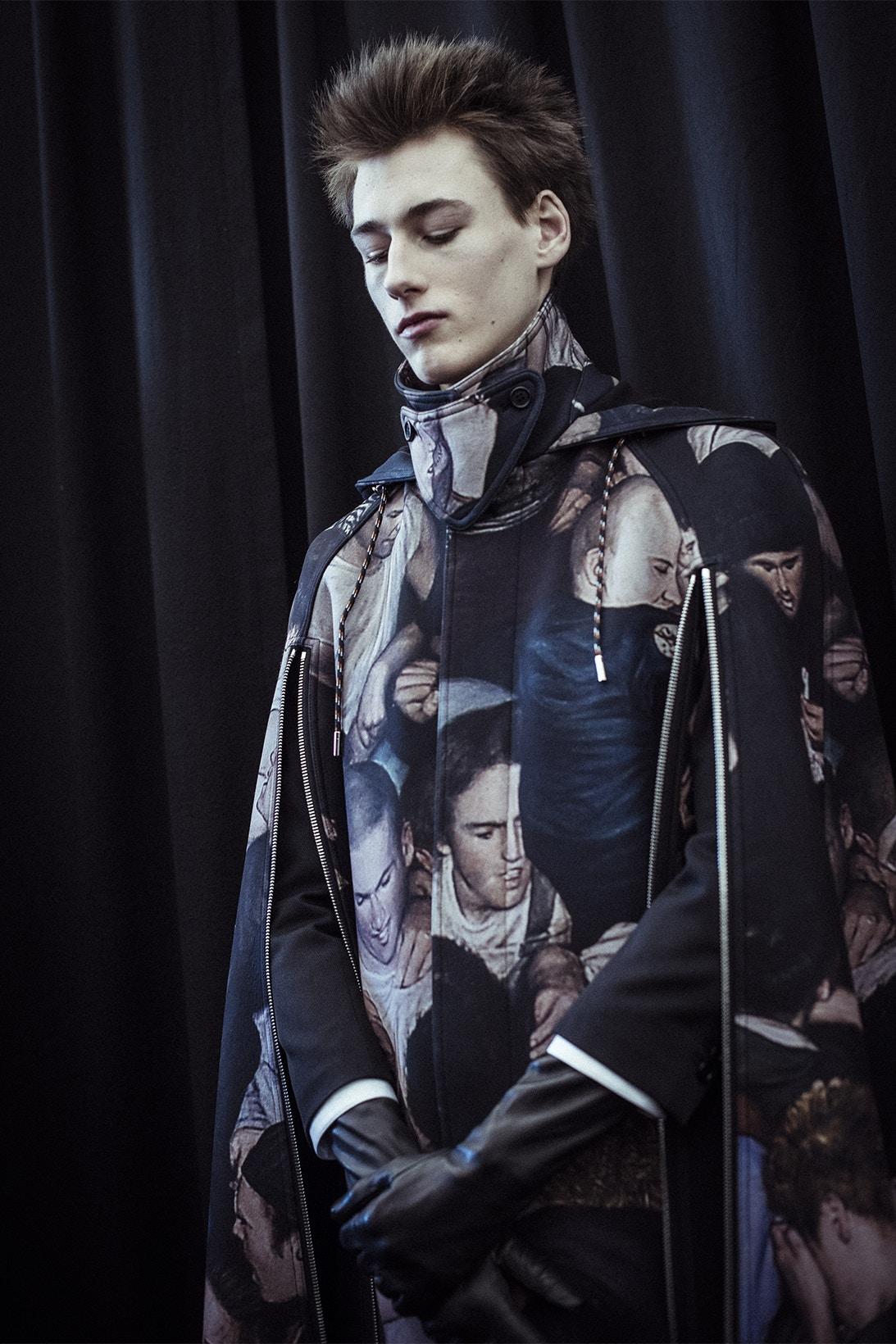 L'artiste Dan Witz  pour Dior Homme