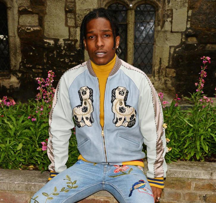 Ecoutez «Wok» le morceau unreleased d'A$ap Rocky