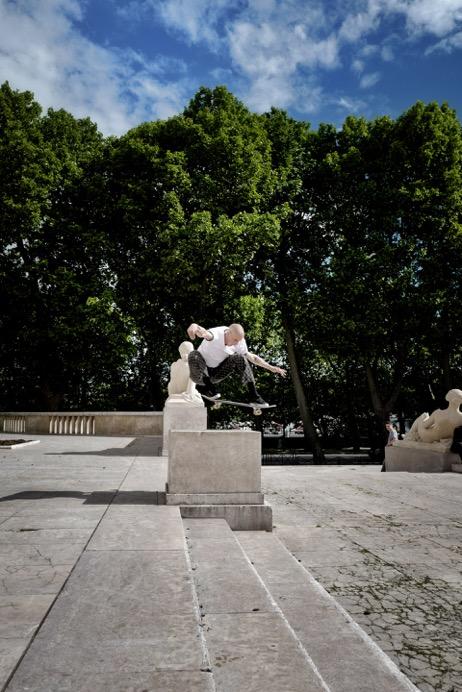 Vans rend hommage à Paris avec son projet «CAPITALE»
