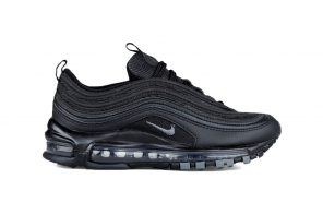 La Nike Air Max 97 « Triple Black » est disponible