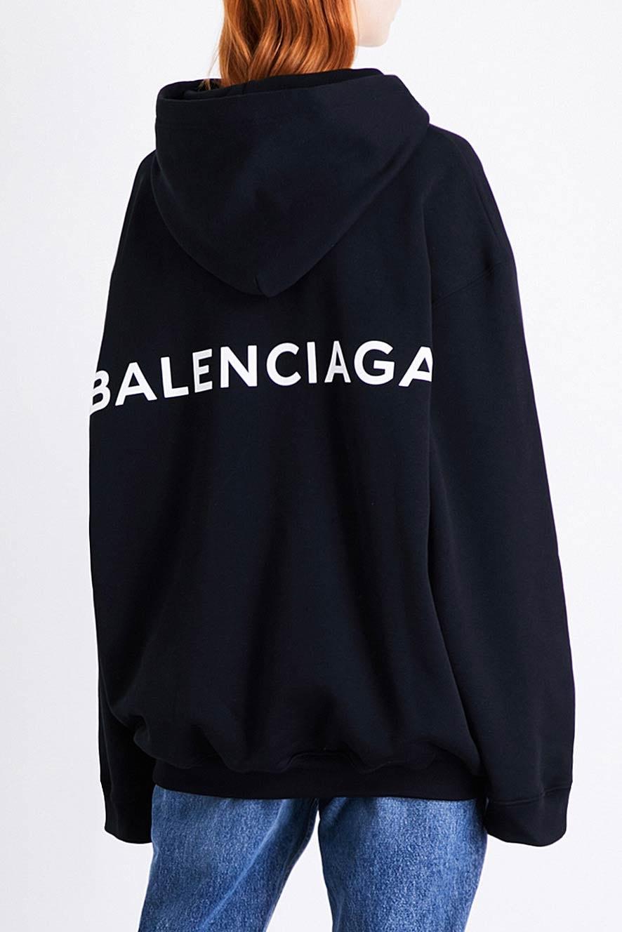 9ab3f0c067b9 2017 Balenciaga Hoodie