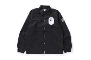 Bape x Majestic s'unissent pour une collab' spéciale veste