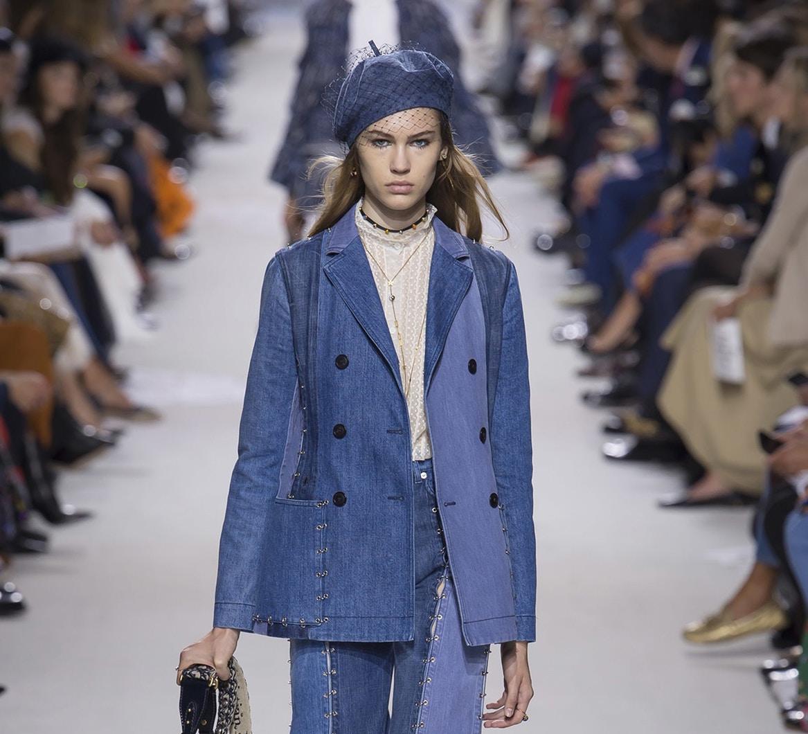 Les images du défilé Christian Dior
