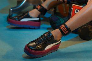 Puma révèle le prochain modèle des Fenty Rihanna