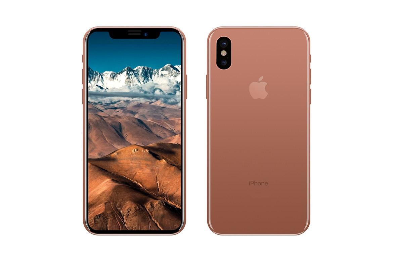 Un premier aperçu du prochain iPhone 8