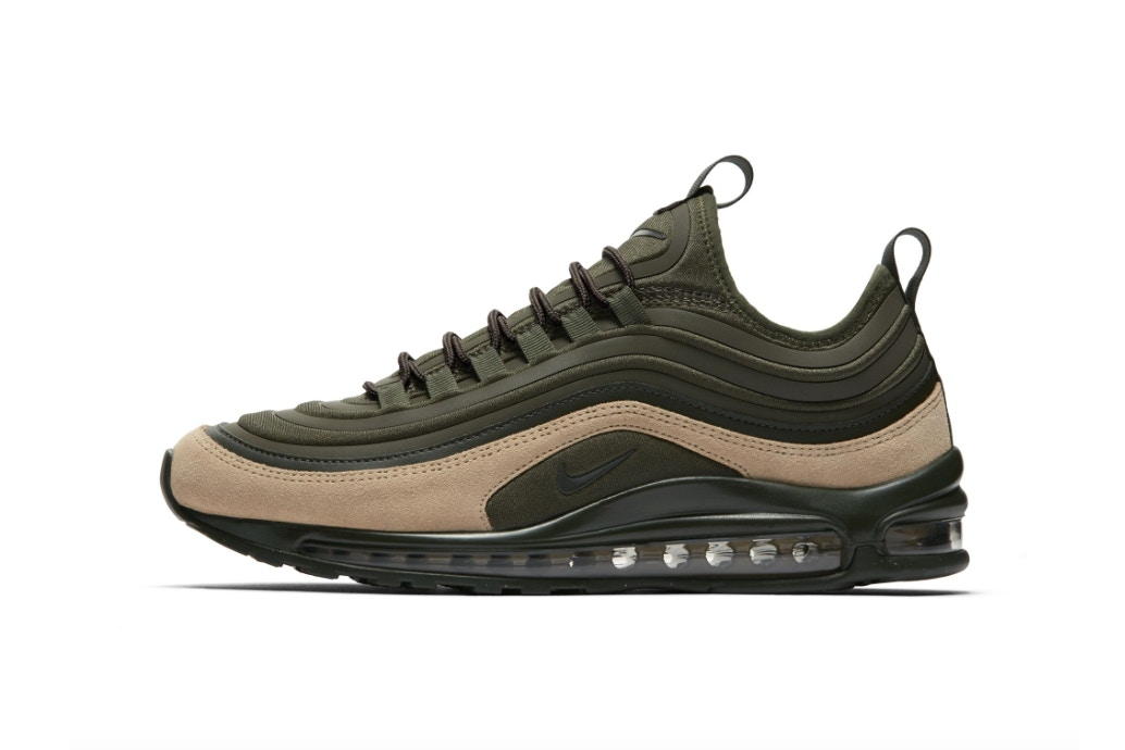 La Nike Air 97 Ultra revient dans un colorway « Sequoia »