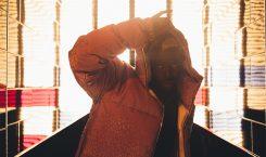 Spri Noir dans la série Rap x Mode de Kopeto,…