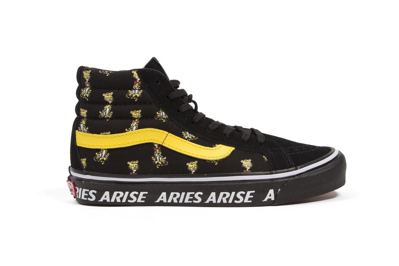 Vans revient avec une nouvelle collab' avec Aries