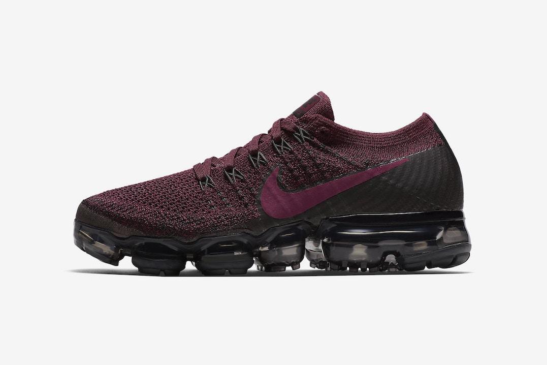 """Nike nous révèle une Vapormax """"Berry Purple"""""""