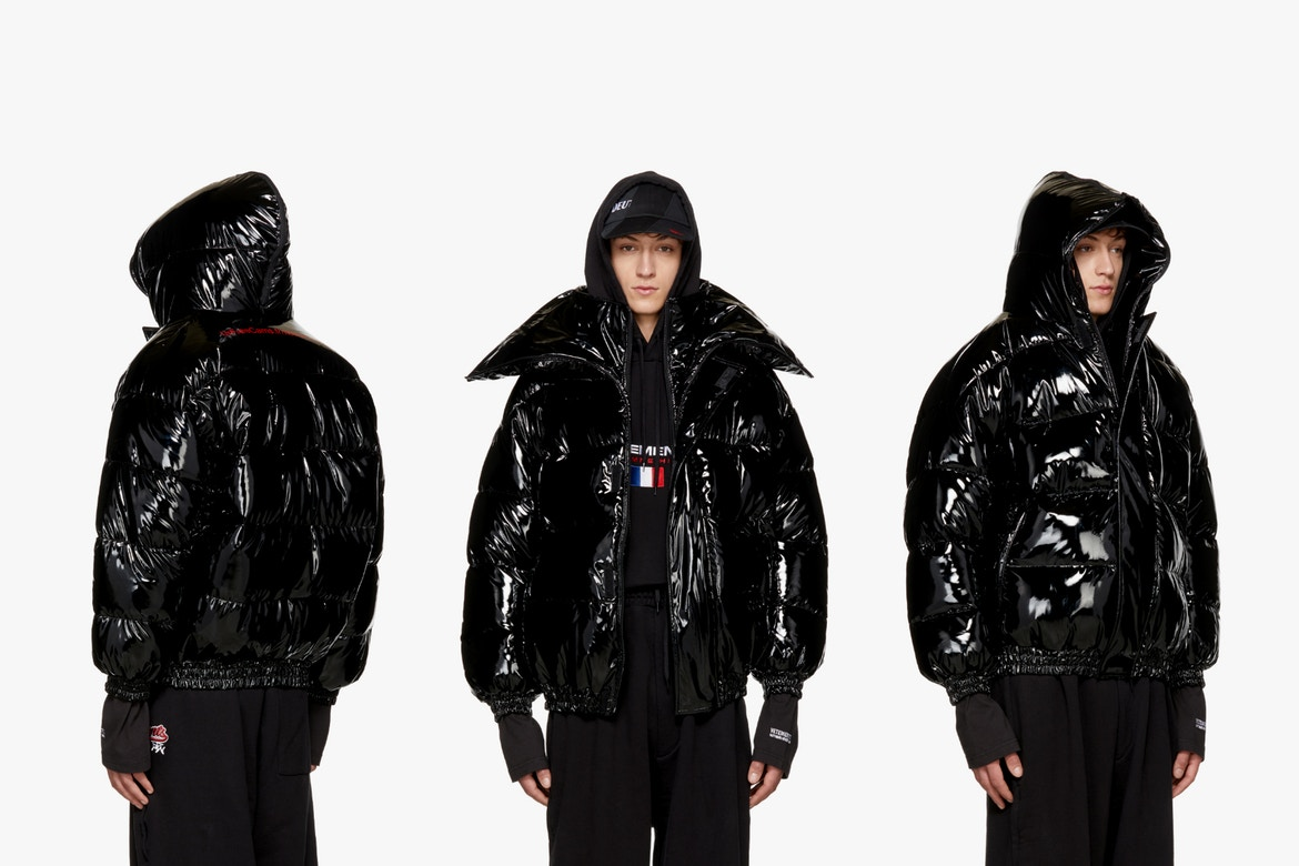 Vetements sort la deuxième partie de sa collection Fall Winter