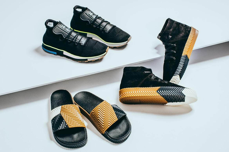 Un aperçu de la collab' Alexander Wang x Adidas originals