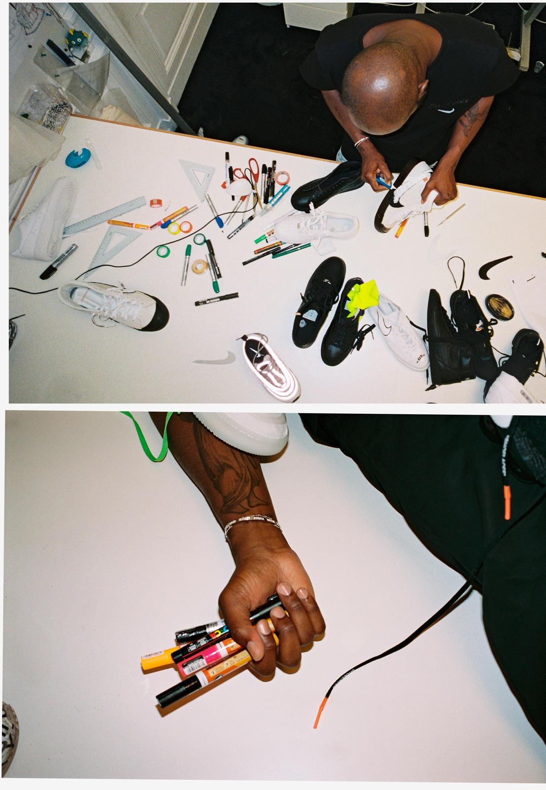 Les lieux où se procurer les pièces du projet «The Ten» signé Nike x Virgil Abloh