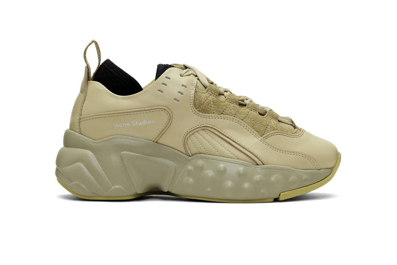 acne sneaker '3
