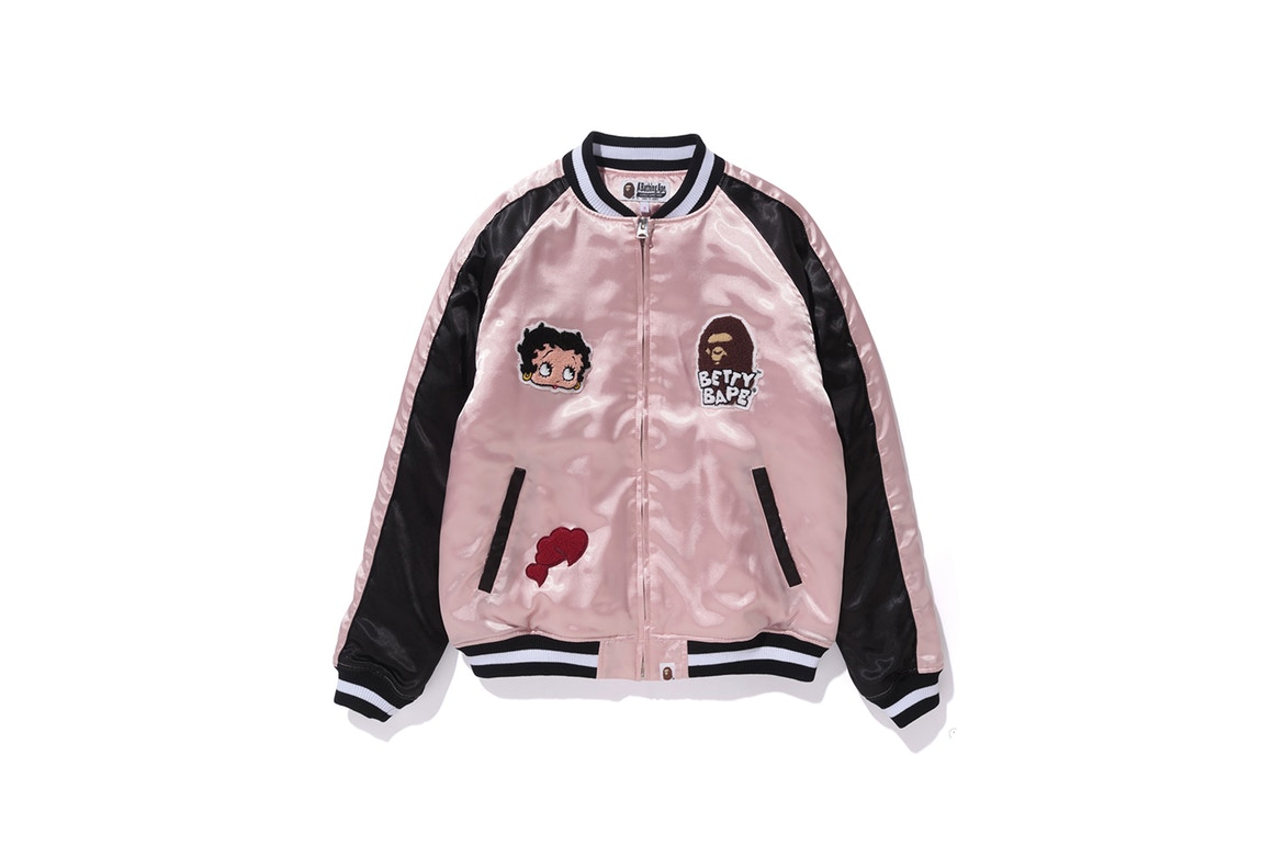 bape bettyboop