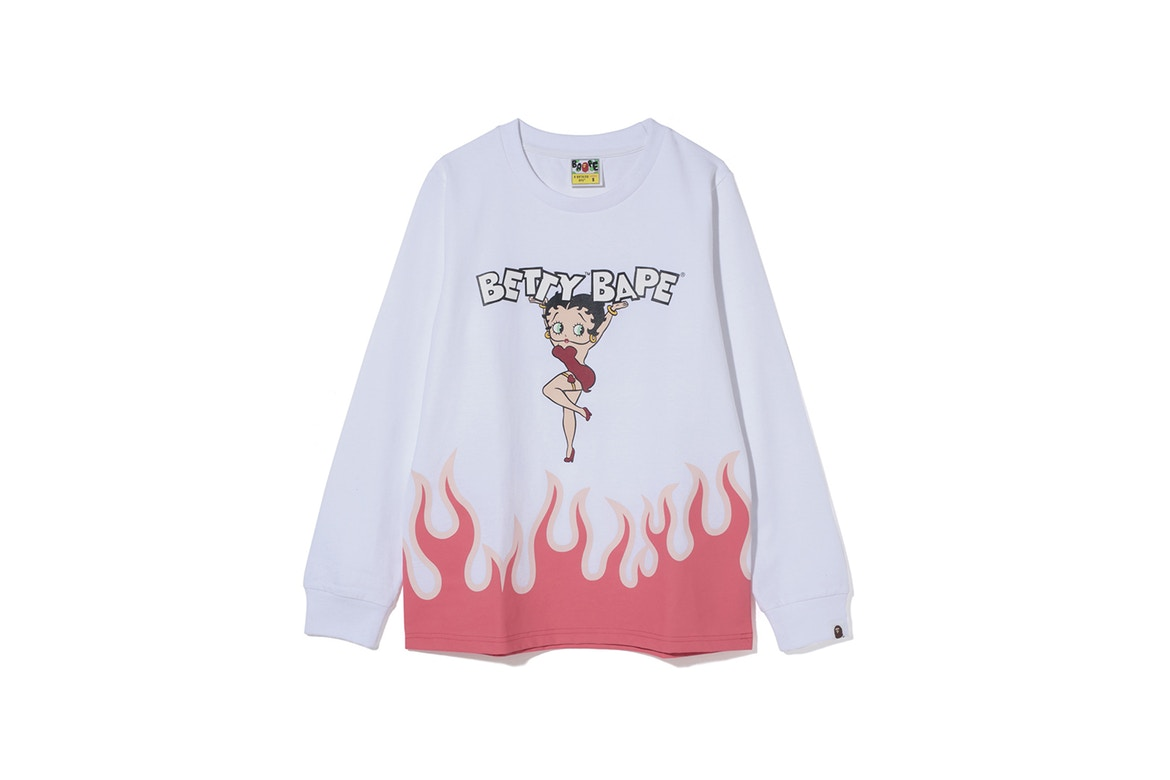 bape bettyboop13