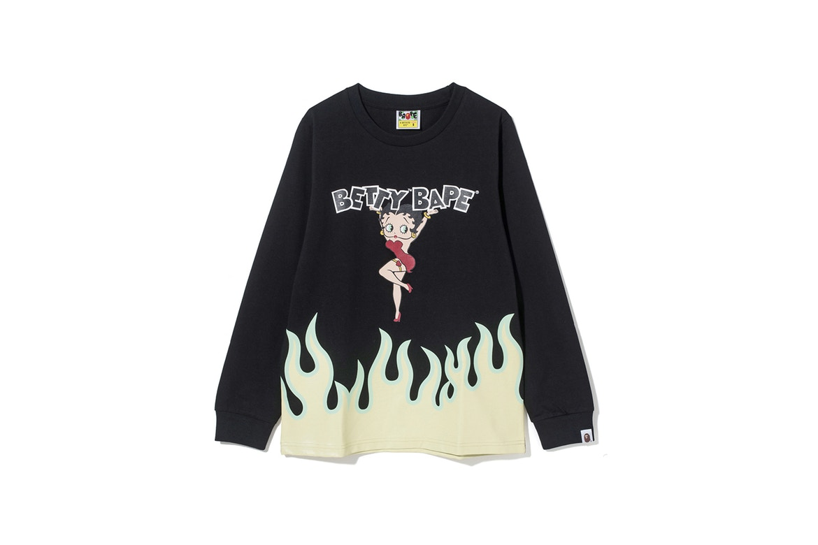 bape bettyboop14