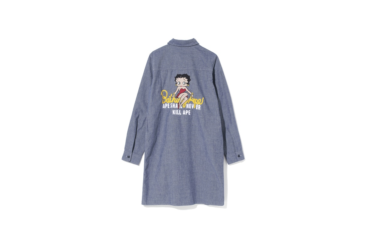 bape bettyboop18