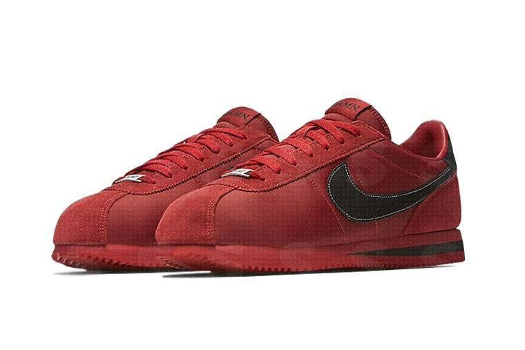 Kendrick Lamar révèle sa paire de Cortez designé pour Nike
