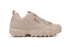 Les Disruptor Fila dans un colorway « Woodrose »
