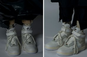 La collab' Nike x A-COLD-WALL* sort cette semaine