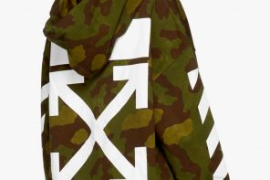 Virgil Abloh sort une collection Camo pour OFF WHITE
