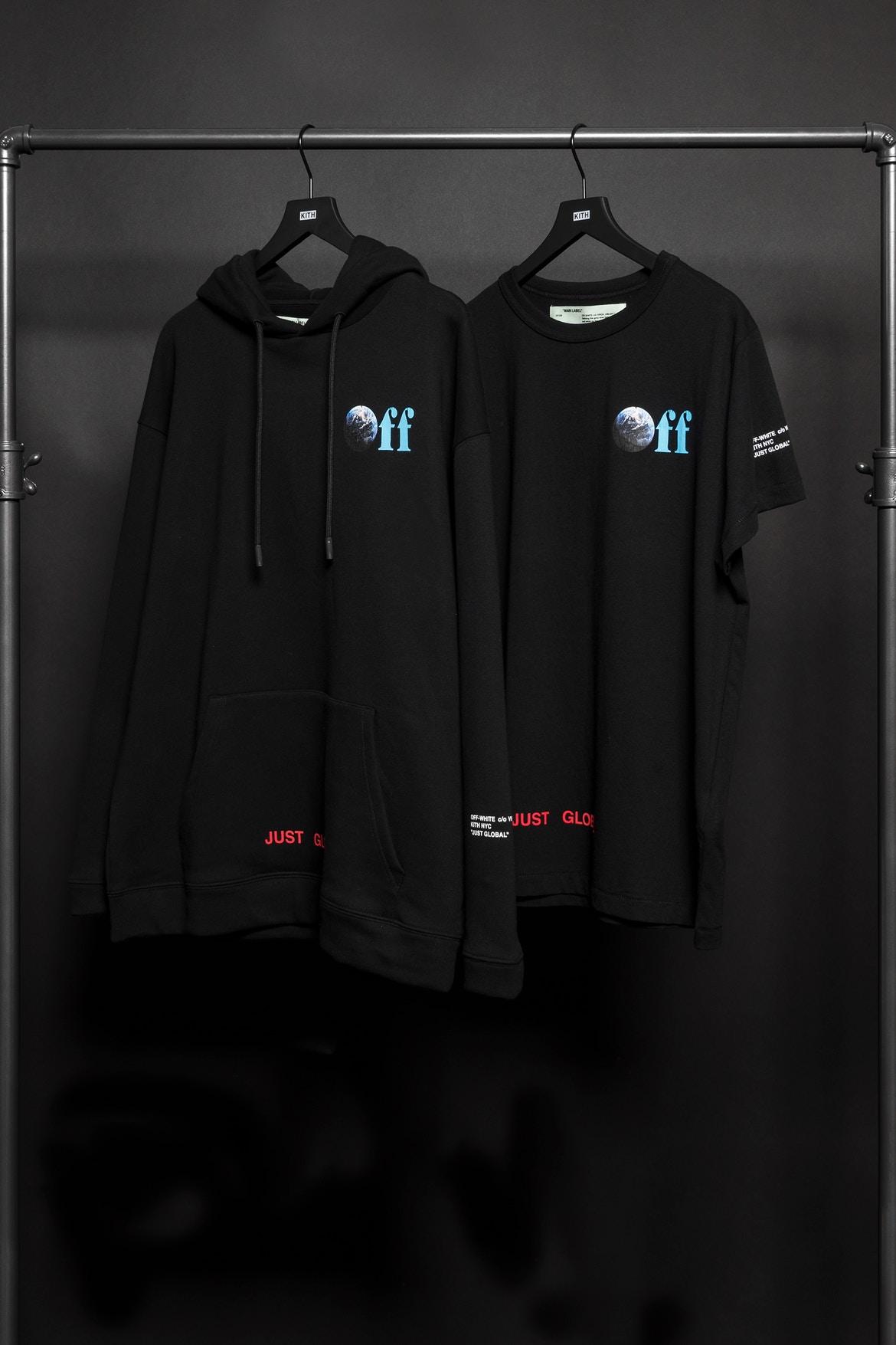 KITH et Off White vont sortir une nouvelle collection capsule