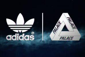 Palace tease une nouvelle collaboration avec adidas Originals