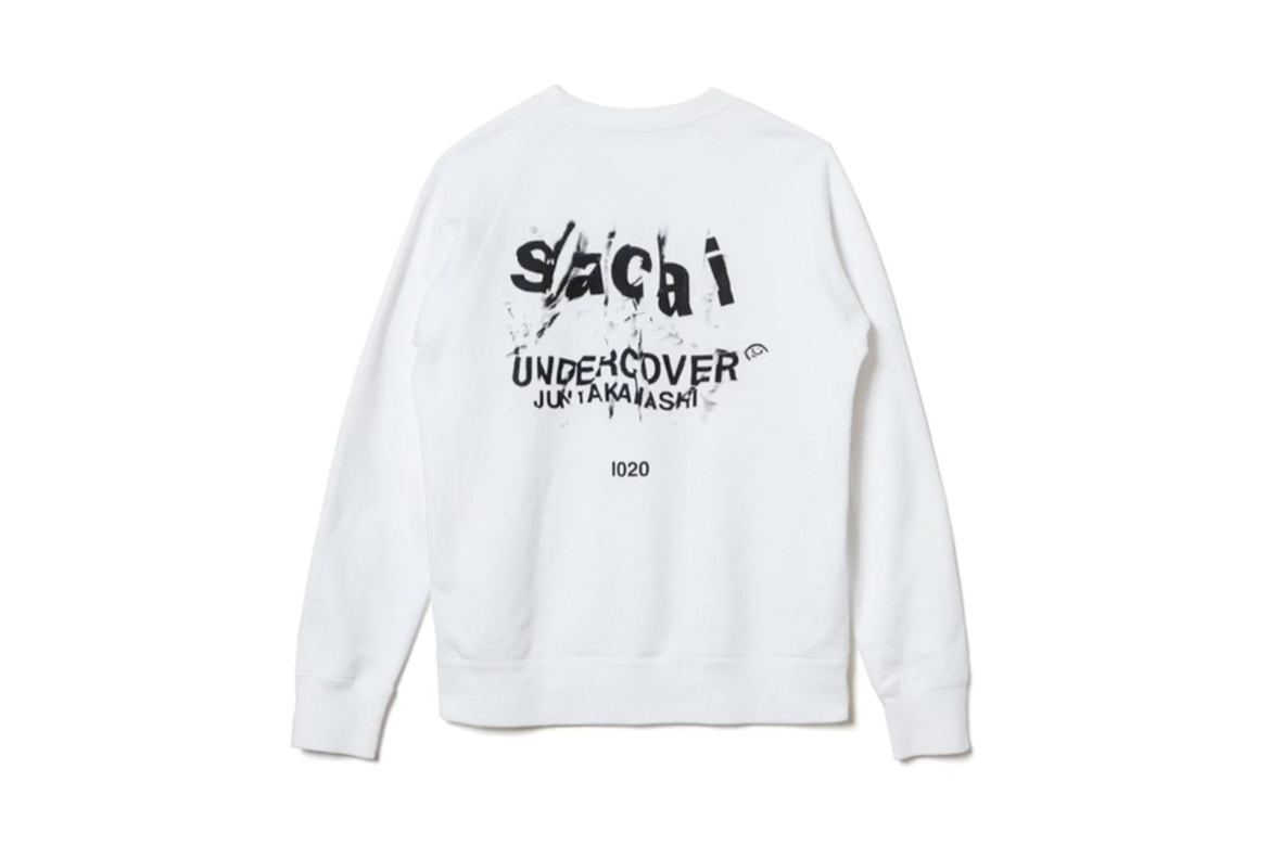 sacai undefeated 4