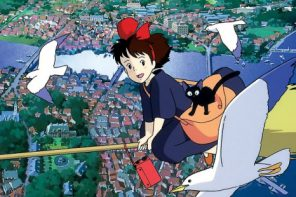 Le studio Ghibli installe un Pop Up Store à Paris