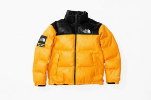 La collab' Supreme x The North Face sort cette semaine!