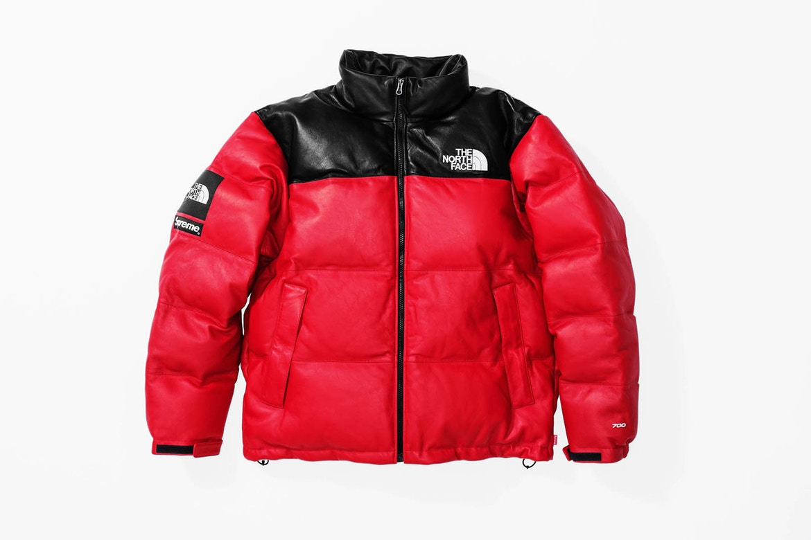 2216f46bb5 La collab' Supreme x The North Face sort cette semaine!