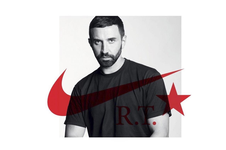 Riccardo Tisci tease une nouvelle collab' avec Nike